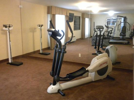 BEST WESTERN PLUS Heritage Inn: Fitness Center