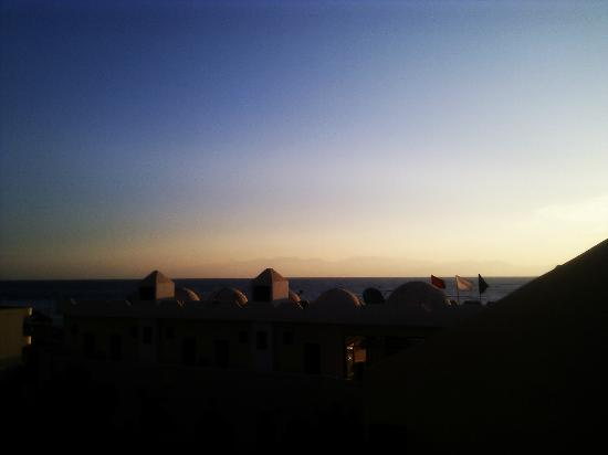 The Bedouin Moon Hotel: View of Dahab