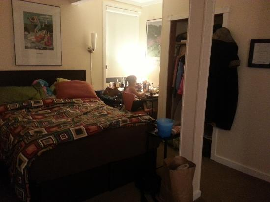 Silverbow Inn: the other side of room...