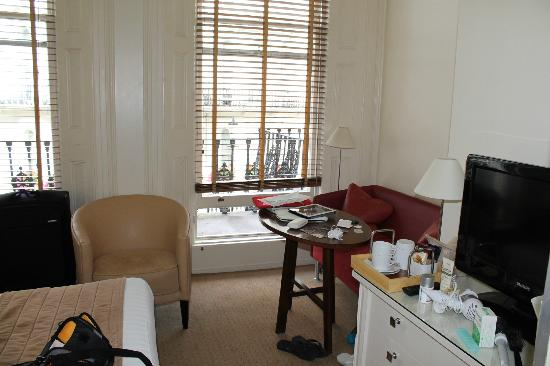 Kensington House Hotel: bedroom