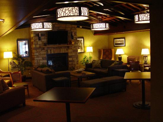 Hampton Inn Pigeon Forge: Nice place to relax