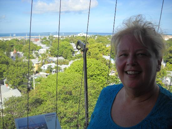 Key West Lighthouse and Keeper's Quarters Museum: View