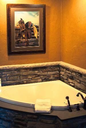 Copperstone Inn: Sundance Suite