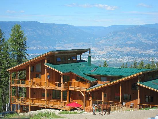 Myra Canyon Ranch B&B