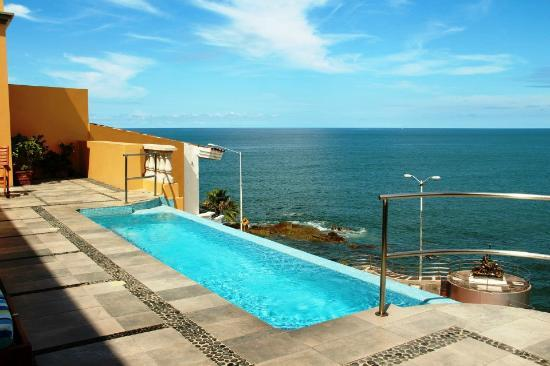 Casa Lucila Boutique Hotel: Roof top pool