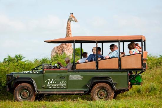 Ubizane Wildlife Reserve
