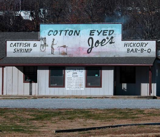 Cotton Eyed Joe's, Noel MO.