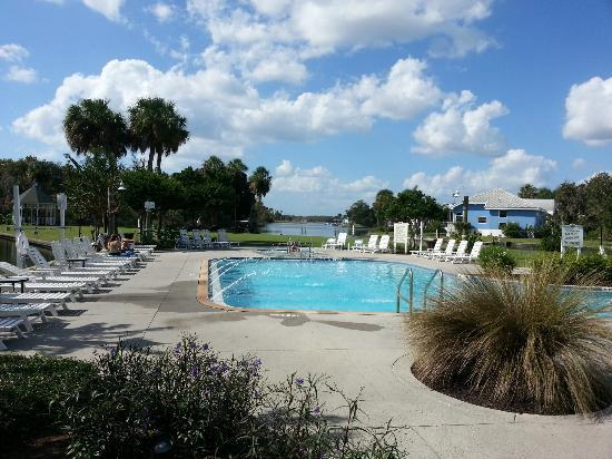 Plantation on Crystal River: Pool