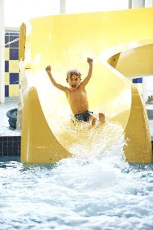 Deerfoot Inn and Casino: Waterslide