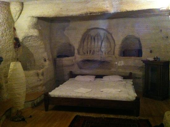 Panoramic Cave Hotel: our cave room