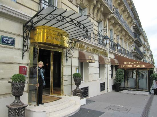 Hotel splendid etoile paris picture of splendid etoile for Paris hotel address