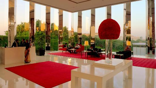 The Oberoi, Gurgaon: Lobby