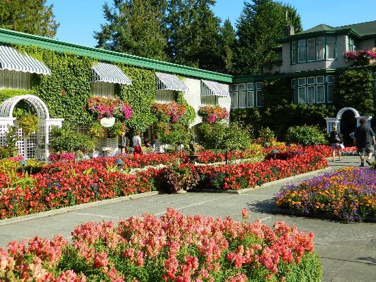 All Sizes Colors Picture Of Butchart Gardens Central Saanich Tripadvisor