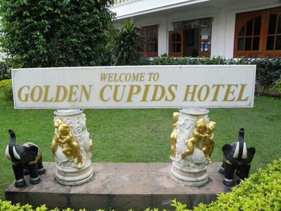 Golden Cupids Hotel: A very welcoming place