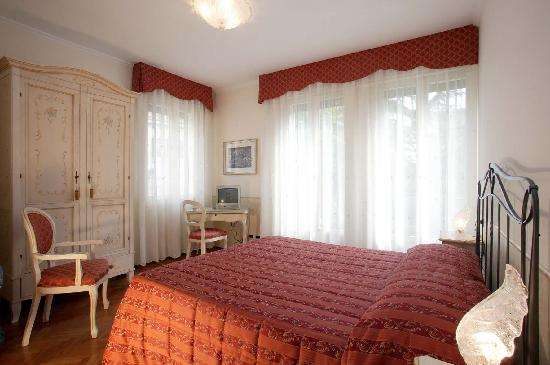 Ca' San Rocco: Red double room