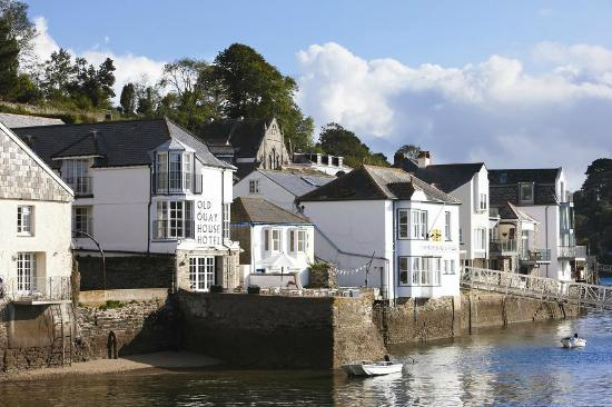 Photo of The Old Quay House Hotel Fowey