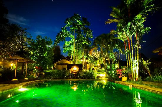 Aqua Villa: Cool Ambience, Divine Atmosphere at Aqua Bali Villa
