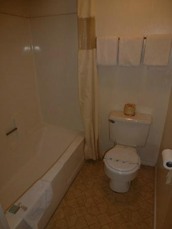 Travelodge Cedar City: Baño