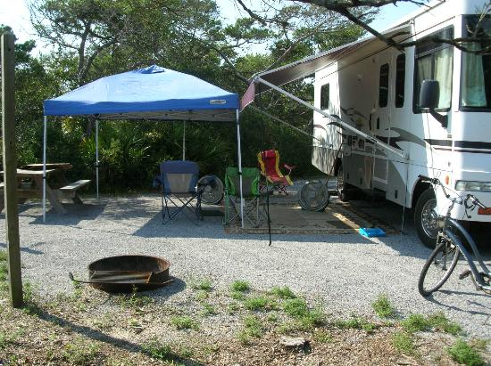 Photo of Henderson Beach State Park Campground Destin