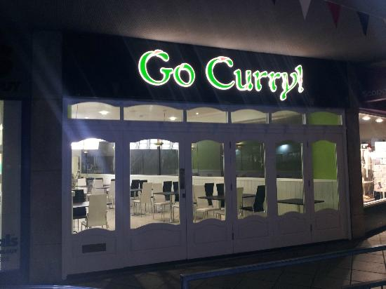 Go Curry, Rugby, UK