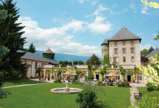 Photo of Le Chateau de Candie Chambéry