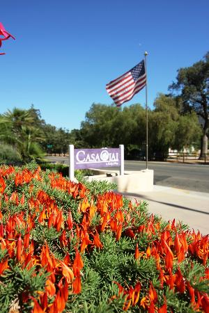 Casa Ojai Inn: Main Entrance