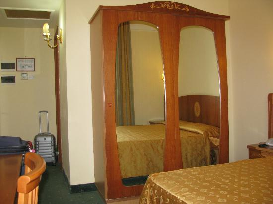 Grand Hotel Parco Del Sole: Bedroom