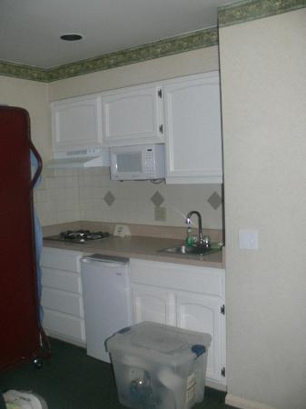 Old Town Inn: Kitchenette