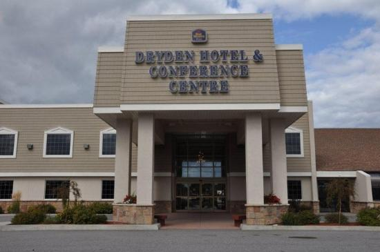 ‪BEST WESTERN PLUS Dryden Hotel & Conference Centre‬