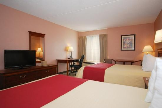 BEST WESTERN Framingham: Guest Room