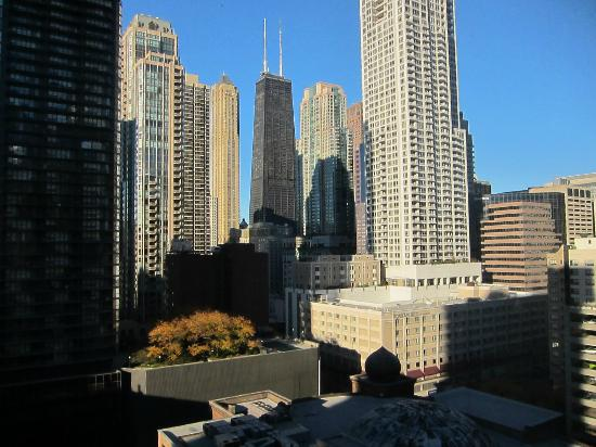 Magnificent Chicago Skyline Picture Of Hilton Garden Inn Chicago Downtown Magnificent Mile