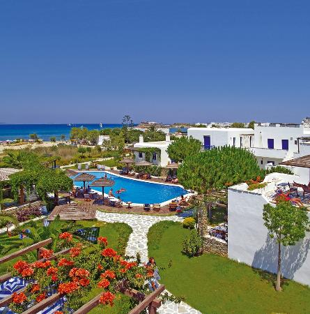 Photo of Alkyoni Beach Hotel Naxos