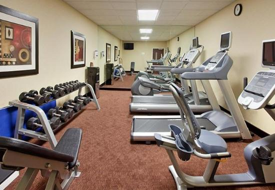 Courtyard by Marriott Abilene: Fitness Center