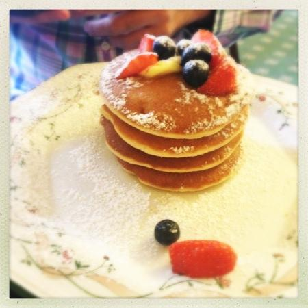 Marless House Bed &amp; Breakfast: delicious breakfast