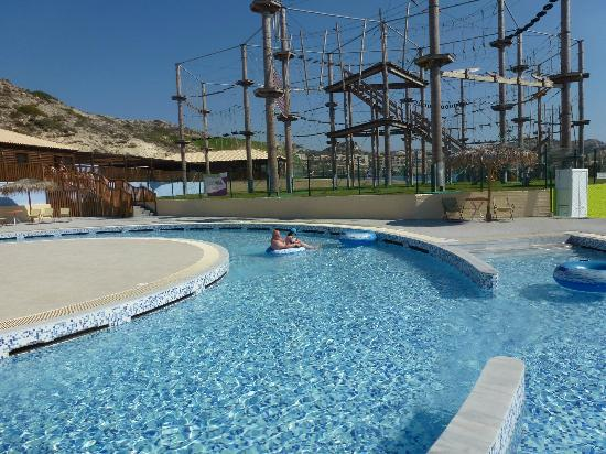 Lazy Pool At Adventure Land Picture Of Blue Lagoon
