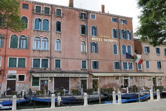 picture of best western hotel olimpia venice tripadvisor. Black Bedroom Furniture Sets. Home Design Ideas