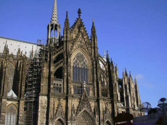 Cologne Cathedral Facade Cologne Cathedral Dom