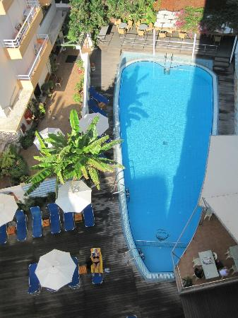 Agla Hotel: Pool
