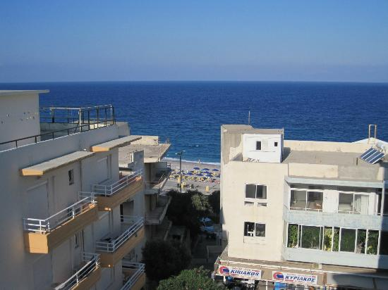 Agla Hotel: Seaview