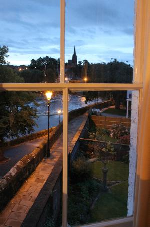 Chester Recorder House: View from the Virgo Room