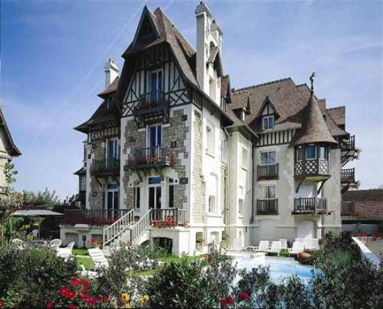 Augeval hotel deauville normandy france hotel for Design hotel normandie france