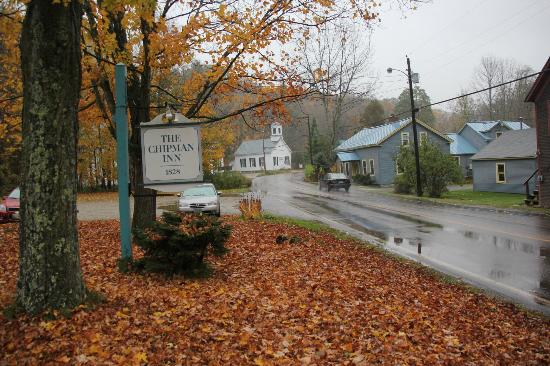 Ripton Vermont Bed And Breakfast
