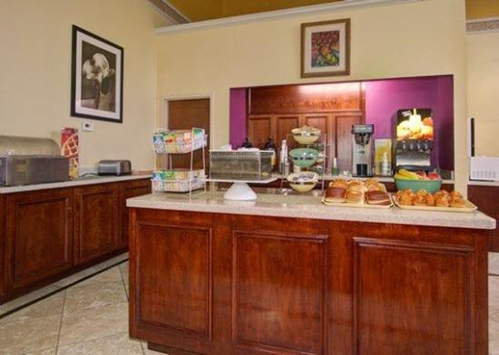Quality Inn Wickliffe: Restaurant