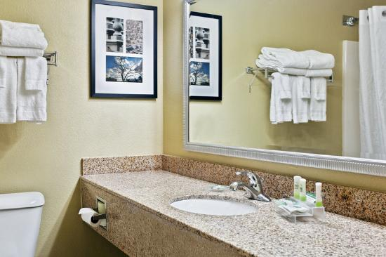 Country Inn & Suites Moline Airport: CountryInn&Suites MolineArpt Bathroom