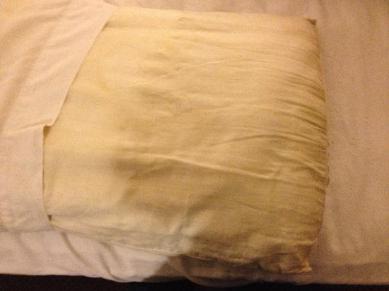 Days Inn Elkhart: Pillow 1
