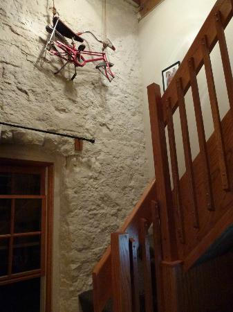 Stone Mill Hotel & Suites: The Bicycle Loft