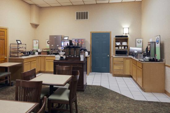 Country Inn By Carlson, Sparta: CountryInn&Suites Sparta BreakfastRoom