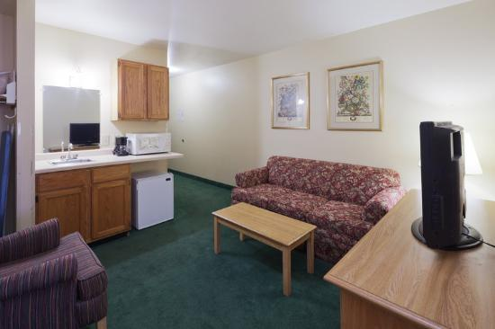 Country Inn By Carlson, Sparta: CountryInn&Suites Sparta Suite