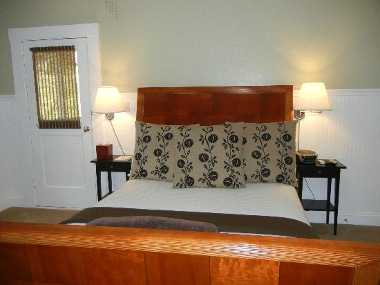 The Craftsman Inn: Bedroom