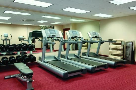 HYATT house Morristown: MORXM_P005 Fitness Center